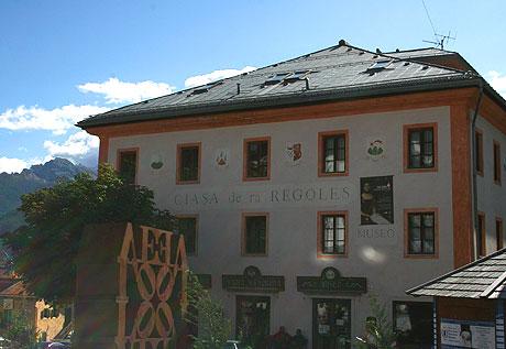 Ciasa De Ra Regoles Cortina Museo