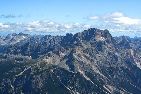 Cime Dolomiti Cortina d'Ampezzo