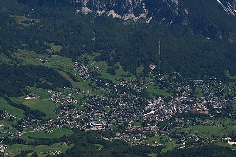 Orienteering Culturale Nel Centro Abitato Di Cortina Laceprof