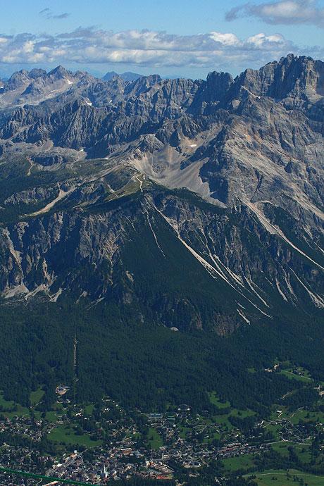 Panorama Cortina